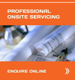 professional onsite servicing